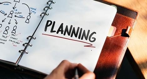 Geld anlegen Planung Student
