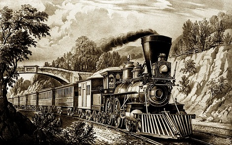 Zeitalter der Eisenbahn