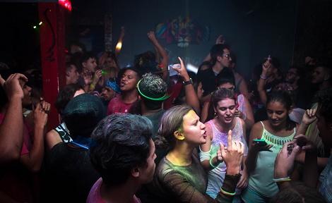 WG Party tanzen organisieren