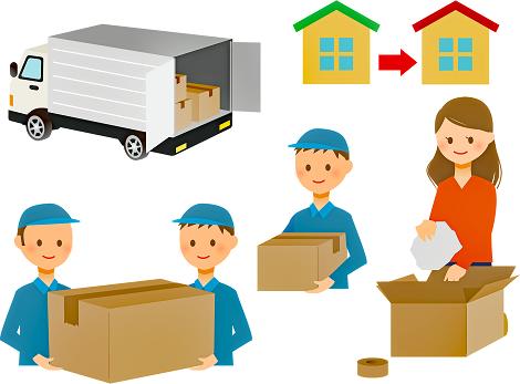 Kisten richtig packen umziehen