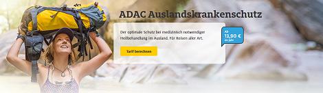 ADAC Reiseversicherung