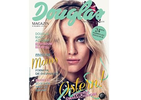 douglas magazin