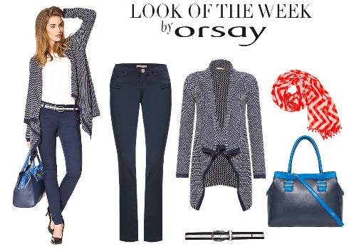 orsay look of the week