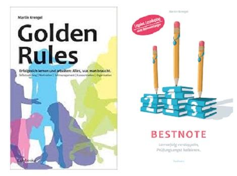 Buch Golden Rules von Martin Krengel