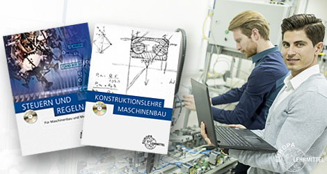 Studium Maschinenbau Literatur Europa Lehrmittel Verlag