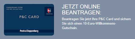 Peek Und Cloppenburg Gutschein Online Kaufen