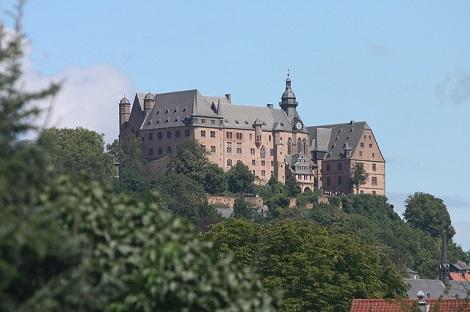 studentische Stadt Marburg