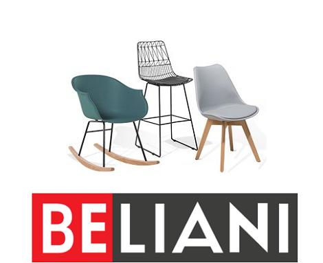 Prämie Beliani schicke Designermöbel