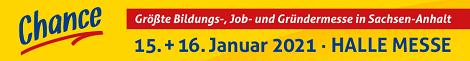 jobmesse chance 2021 halle