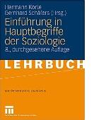 Einführung in Hauptbegriffe der Soziologie Hermann Korte Bernhard Schäfers