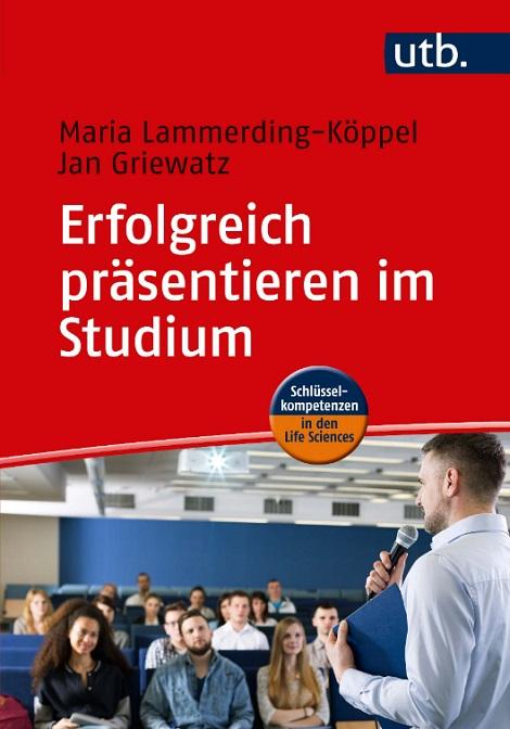 Buch erfolgreich präsentieren im Studium