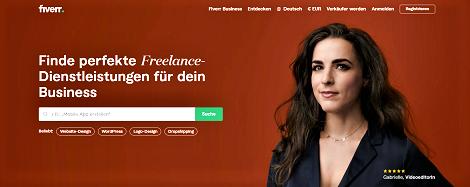 jobsuche fiverr portal freelancer werden