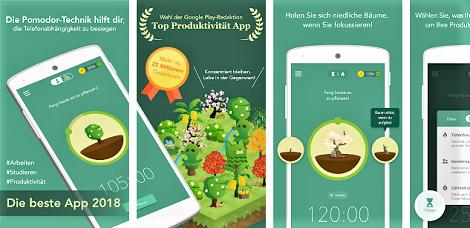 forest pomodoro timer app studienorganisation