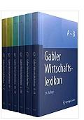 Gabler Wirtschaftslexikon Springer Fachmedien Wiesbaden