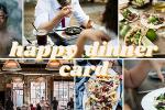 Happy Dinner Card