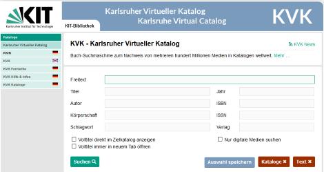 >wissenschaftliche internetquelle Karlsruher Virtuellen Katalog
