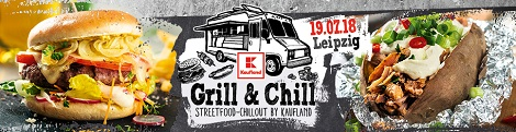 Kaufland Street Food Grill and Chill