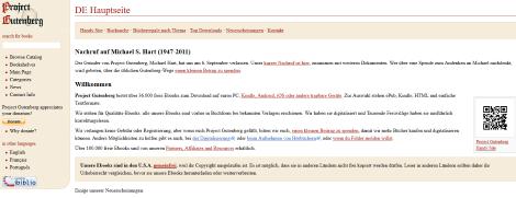 kostenlose ebooks studium project gutenberg