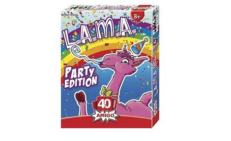 Lama Party Edition Spiel