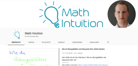 mathe lernvideos math intuition