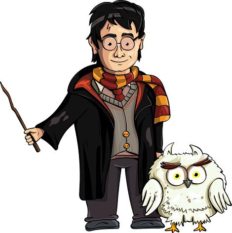 Abi Mottowoche Harry Potter