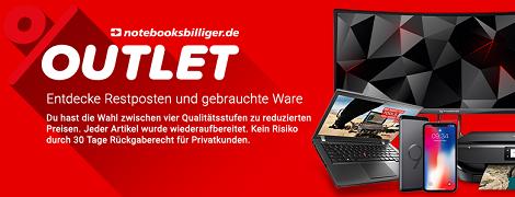 notebooksbilliger nbb.com Schnäppchen, Gutscheine und Rabatte