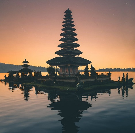 Südostasien Reise Indonesien