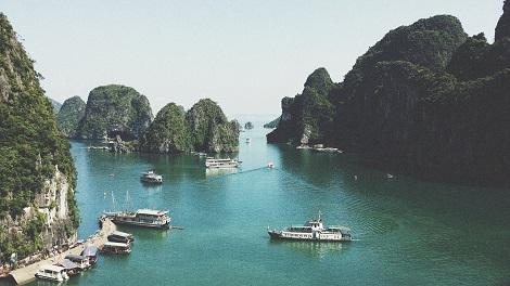 Südostasien Urlaub Vietnam