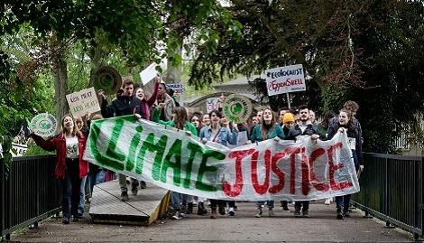Students for Future Demo