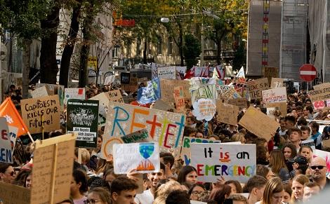 Students for Future Globaler Klimastreik