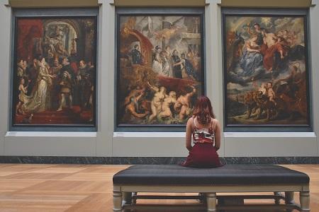 Soziales Engagement im Studium Museumsarbeit