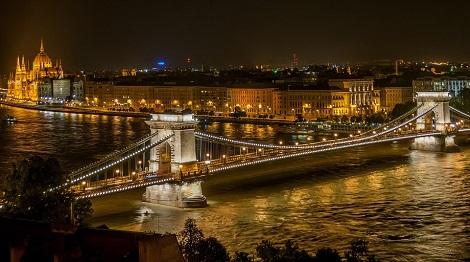 Städtetrip Studentenurlaub Budapest