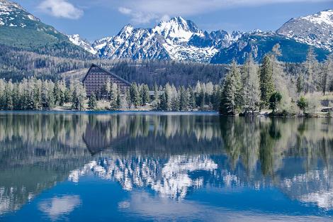 Top 5 Reiseziele für Studenten Hohe Tatra
