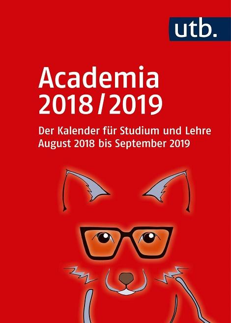 utb gewinnspiel 2018 academia kalender