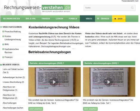 wirtschaftswissenschaften lernvideos rechnungswesen-verstehen.de bwl vwl