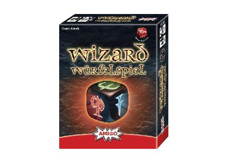 Wizard Würfelspiel Brettspiel