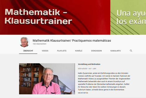 mathe lernvideos youtube