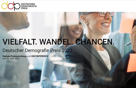 Deutscher Demografie Preis