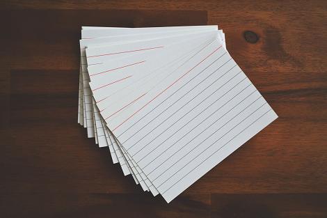 Die 8 besten Lernstrategien mit Karteikarten lernen