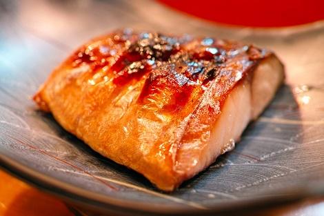 In Klausuren Essen und Trinken Fisch