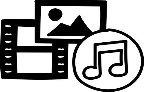 multimediales für deine präsentation