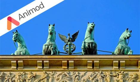 Prämie Reise Berlin mit Animod