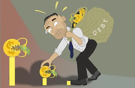 Schulden durch Corona