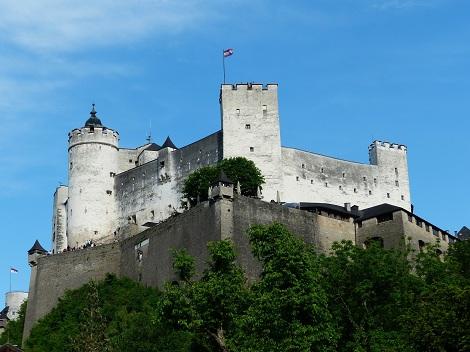 Studieren in Österreich Festung Hohensalzburg