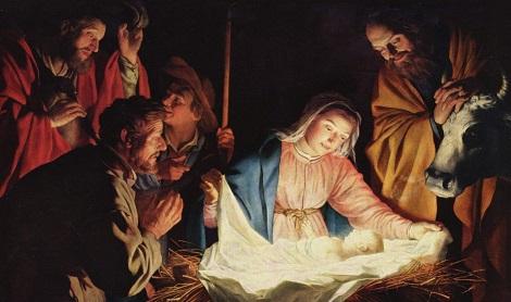 Warum wir Weihnachten feiern
