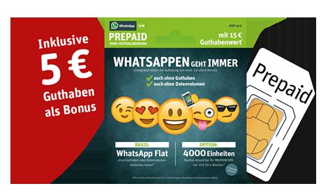 WhatsAll 4000 mit 4000 Einheiten