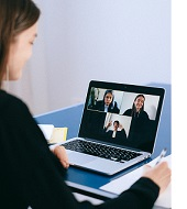Zoom Konferenz Studium